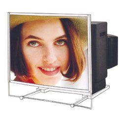 TV Screen Enlarger for 20 to 26-Inch Flat Screens Price: $58.25