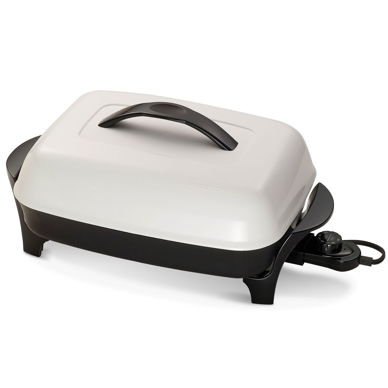 Electric Fry Pan with Tactile Dial Price: $44.95