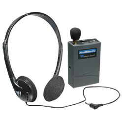 Pocketalker Pro with Deluxe Folding Headphones Price: $139.95