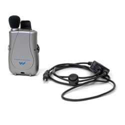 Pocketalker Ultra with Neckloop Price: $159.95