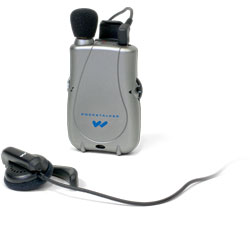 Pocketalker Ultra with Widerange Earphone Price: $125.50