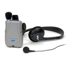 Pocketalker Ultra with Earbud and Headphones Price: $129.95
