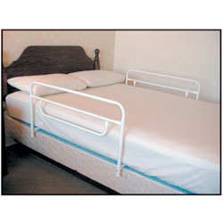 Dual Security Bed Rail - 30 inches Price: $150.00