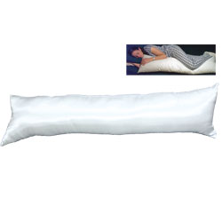 Body Pillow - Washable Poly Satin Price: $34.95