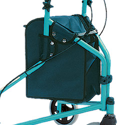 Tote for 3-Wheel Rollators - Black Price: $25.99