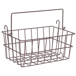 Baskets For 4-wheel Rollators/Universal/Dual Hole Price: $32.95