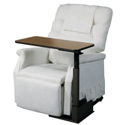 Deluxe Seat Lift Chair Overbed Table Price: $227.03