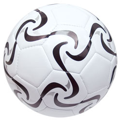 Soccerball with Double Bells Inside Price: $24.95