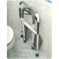 Foldeasy Portable Toilet Support Frame