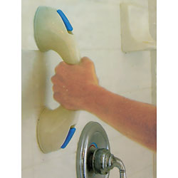 Portable - Travel Bath Safety Grip Handle with suction installation