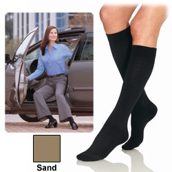 Jobst Sand Pattern Womens Knee High-Large Price: $15.95