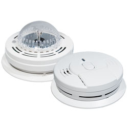 Kidde Smoke Alarm with Strobe Light Price: $129.95