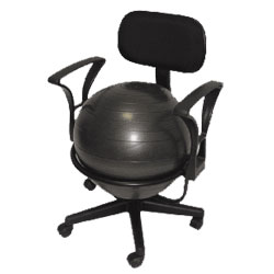 Ball Chair - Black Price: $102.50