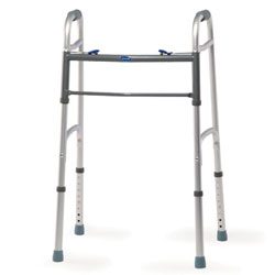 Dual Blue Release Adult Walker Price: $39.95