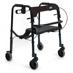 invacare Rollite Rollator Junior 4 Wheeled -Blue (1565100-JR) at Sears.com