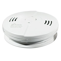 Kidde Combination Smoke and Carbon Monoxide Alarm with Battery Backup Price: $81.95