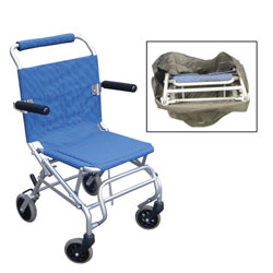 Super Light Folding Transport Chair w.Carry Bag Price: $279.95