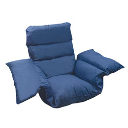 Comfort Pillow Cushion - Navy Blue Price: $42.95