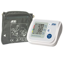 A and D Advanced One Step Blood Pressure Monitor - click to view larger image
