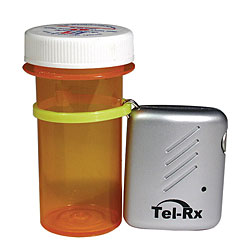Tel-Rx Talking Prescription Recorder Price: $14.95