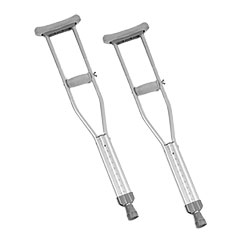Crutch Quick Change Youth Price: $22.95
