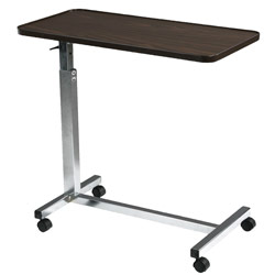 Over-Bed Tiltable Table Price: $109.95