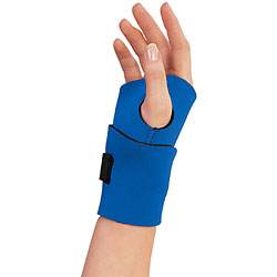 Wrist Support, Neoprene, Wrap Around Price: $12.89