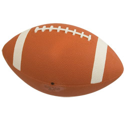 Football with Double Bells Inside Price: $24.95