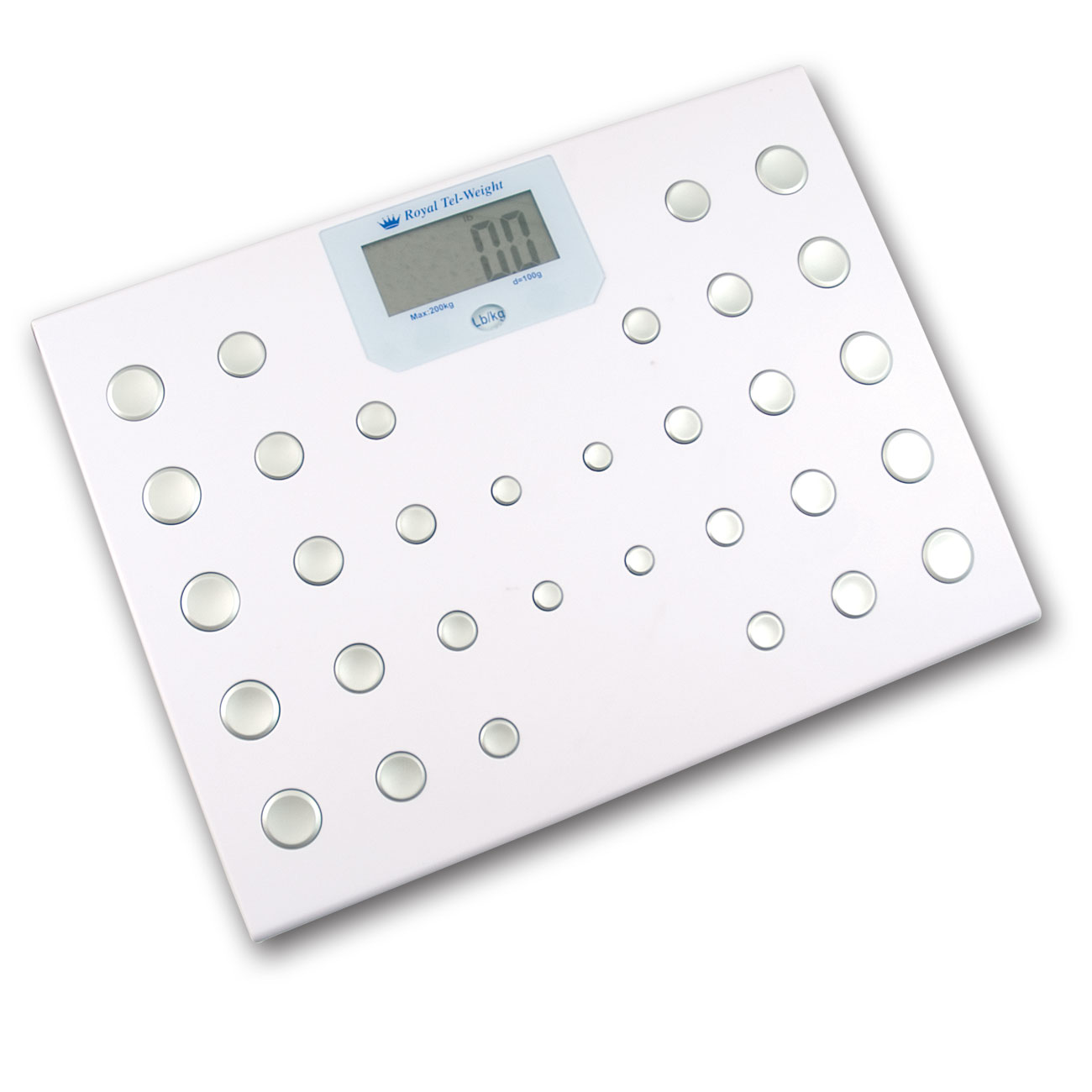 Royal Tel-Weight Talking Scale: English-Spanish Price: $69.95