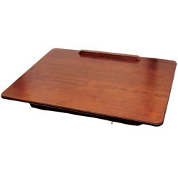 Classic Wood Lap Desk Price: $44.95