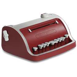 Next Generation 2 Perkins Brailler: Raspberry Red Price: $689.95