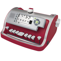 Perkins SMART Brailler with Video Screen Price: $1,995.00
