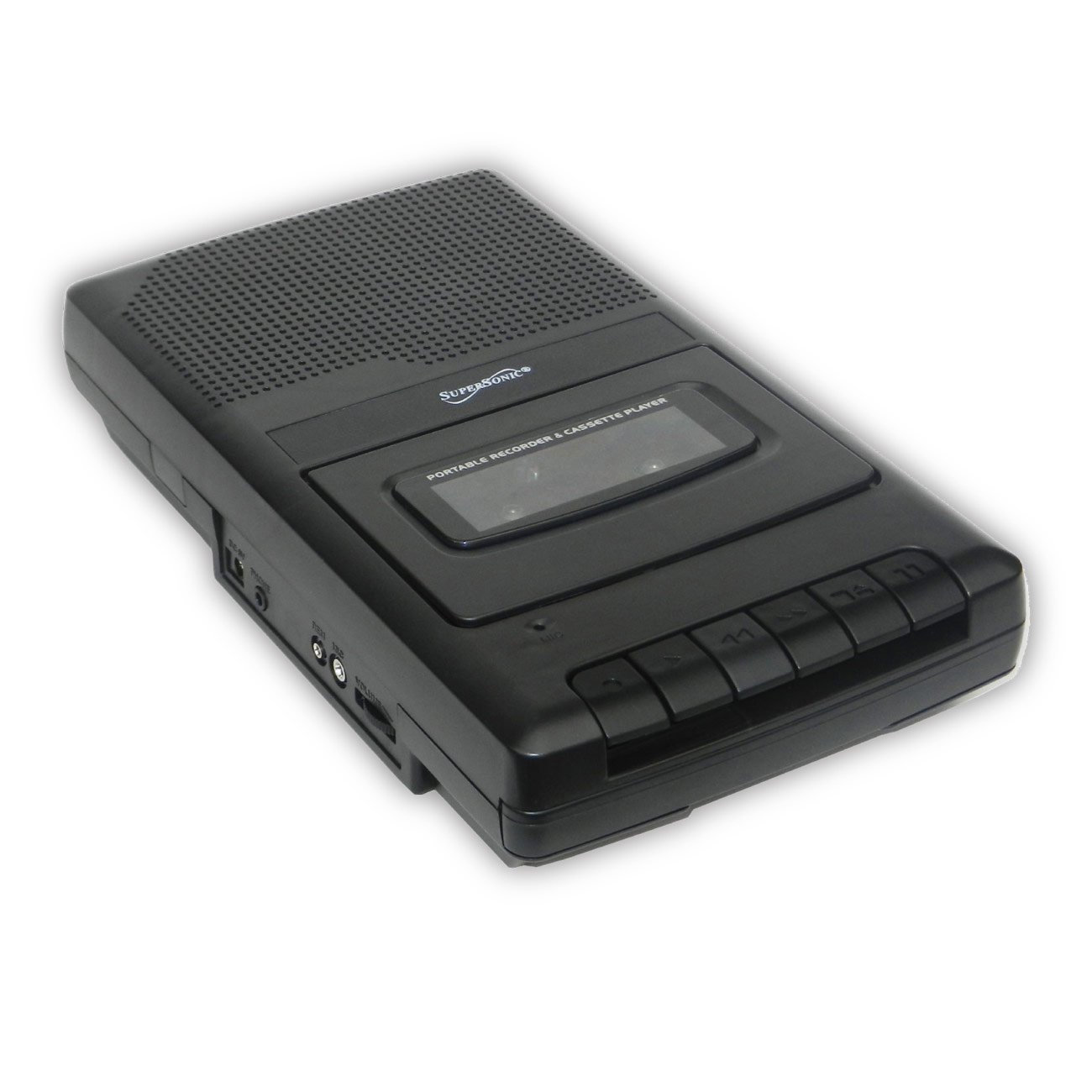 RCA Cassette Recorder and Player: AC-DC Price: $32.95