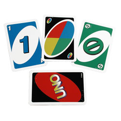 Braille UNO Cards - click to view larger image