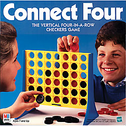 Connect Four - Tactile Price: $23.95