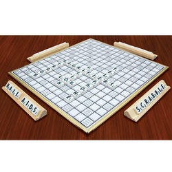 Deluxe Scrabble for Low Vision Price: $39.95