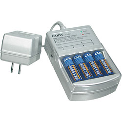 2-Hour Rapid Battery Charger Price: $19.95