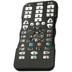 Simplicity Universal Cable and TV Remote Control Price: $24.95