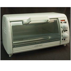 Tactile Convection Toast-R-Oven Broiler Price: $59.95