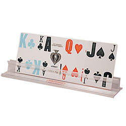 MaxiAids Plastic Playing Card Holders 10 inches Long (4014711) at Sears.com