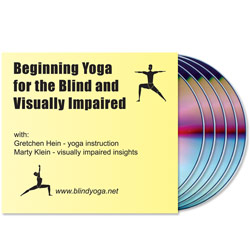 Beginning Yoga for the Blind and Visually Impaired Price: $39.95