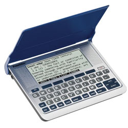 Franklin Merriam-Webster Speaking Dictionary Price: $114.95