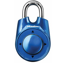 Master Lock Speed Dial Combination Lock Price: $11.95