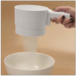 Battery Operated Flour Sifter - click to view larger image