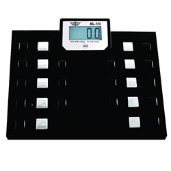 High Capacity Talking Scale - 550-lb Limit Price: $69.95