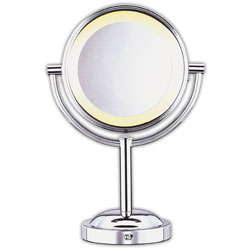 Conair Double-Sided 5x-1x Lighted Makeup Mirror Price: $26.95