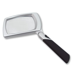 UltraOptix 2-in. x 3-in. LED Lighted Magnifier:3x Price: $14.99