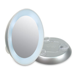 Zadro Next Generation LED Lighted 15x Spot Mirror (605315) at Sears.com