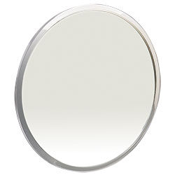 Suction Cup Mirror with 7X Magnification Price: $12.95
