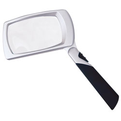 UltraOptix LED Lighted Folding Magnifier: 3x Price: $24.75